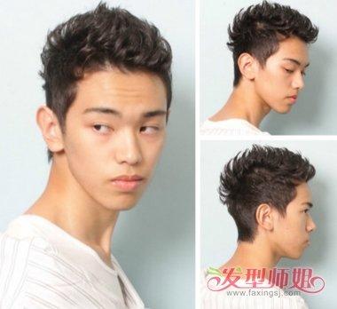 男生发型 >> 香港人经常两边剃上去的发型 头两边剃掉的发型(2)  2018
