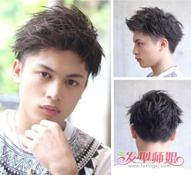 男生发型 >> 香港人经常两边剃上去的发型 头两边剃掉的发型(4)  2018