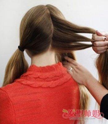 直发怎么编头发好看 直发各种编绑头发的方法