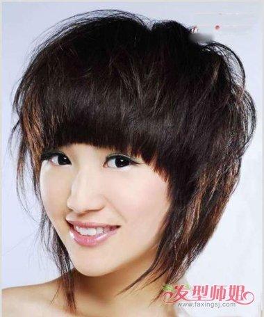女性头发特软该适合哪种发型但头发又少 头发少又软适合的发型图片
