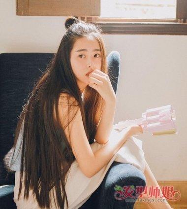 初中生初中漂亮发型扎出漂亮的发型女生记叙文题记图片