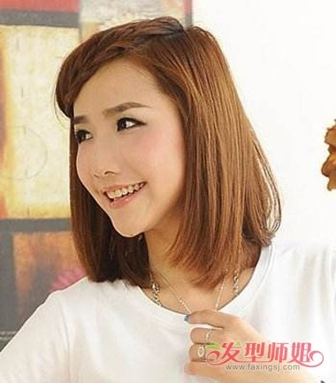 刘海短怎么编好看 短刘海编发图解_发型师姐图片