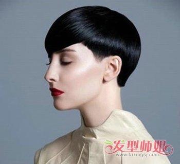 40岁女人短发型有哪些今年的流行款式 最新发型女40岁女人短发发型