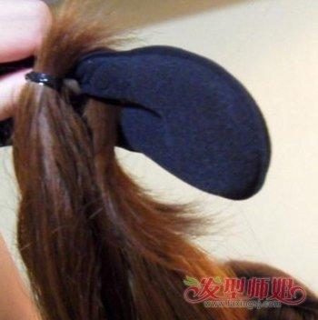 发型diy 盘发 >> 头发多哪种盘发器好用 怎么用盘发器盘好看的发型图片
