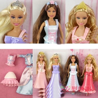 学习给小娃娃扎头发 小娃娃怎么绑头发的样式有几种