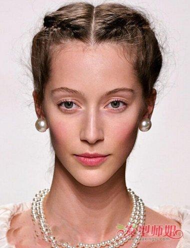 同事聚会梳什么发型 出席聚会的发型图片