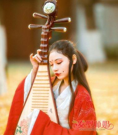 学习各种中国古代女子梳发发型 中国古时候的发型怎么