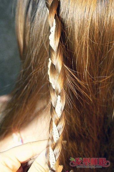 头发在湿的情况下编辫子对头发有伤害吗大神们帮帮忙图片