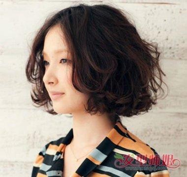 头发厚的女生适合什么发型 头发厚的女款短发造型