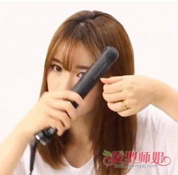 理发剪使用教程 理发剪怎么起发脚(4)_发型师姐图片