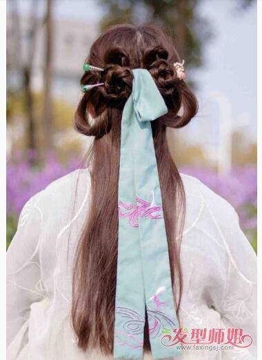古代女生发型图片大集 古代都有哪些发型(3)