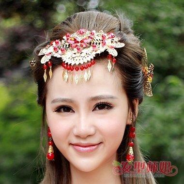 古代女生发型图片大集 古代都有哪些发型(4)