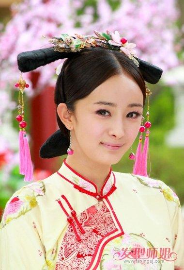 2018-01-30 08:19来源:发型师姐编辑:anny 分享到  清朝女子格格的造图片