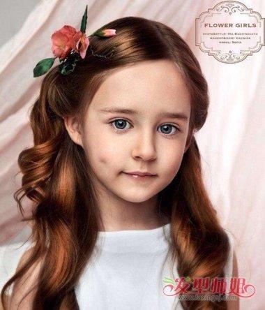 小孩头发的花式扎法 小孩花式扎发发型(4)图片