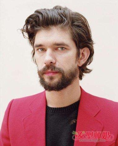 2018年流行的欧美明星发型 美国男明星的发型(2)图片