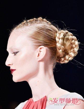 女生沙宣发型怎么扎起来好看 沙宣头发长长了适合用什么发型