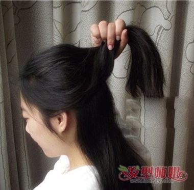 上班适合发型 上班扎起的发型diy