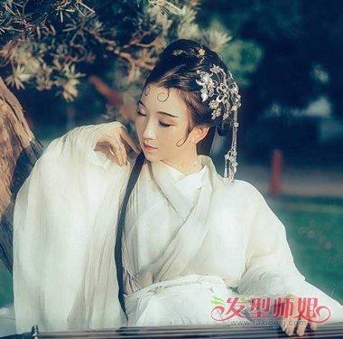 宋代女子发型梳法 古代女子发型梳理方法