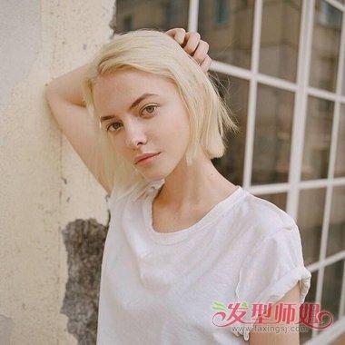 娇小女生2019年流行的发型 流行美小女生发型