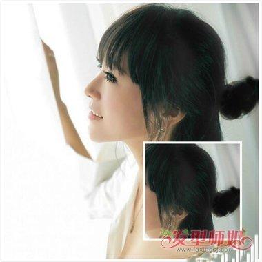 怎样扎时尚辫子 简单清爽的发型打造