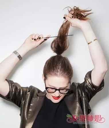 盘发打毛的技巧 专业打毛技巧