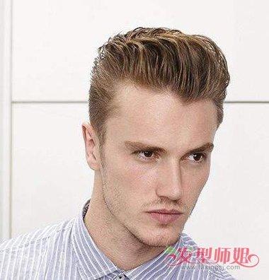 欧美油头造型_2018中年男士油头发型 欧美油头2018潮男发型