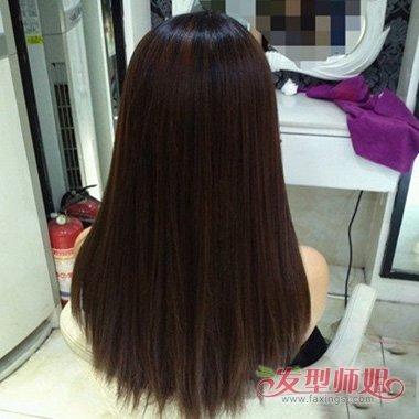 发型设计 >> 升级新妈妈的发型 喂奶期可以拉头发吗  拉直发的设计,中