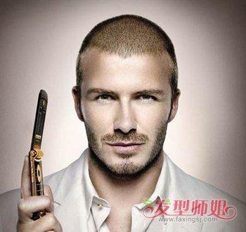 也即是将男生的头发全部剃掉,仅保留发根,头发长度基本用毫米测量.图片