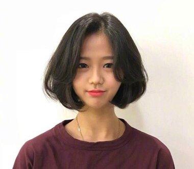 2018女生清新内扣短发发型推荐 让短发的你轻松美一年