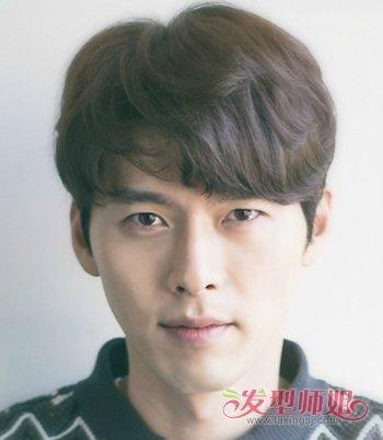 男生超帅西瓜头发型 韩国男生西瓜头发型图片