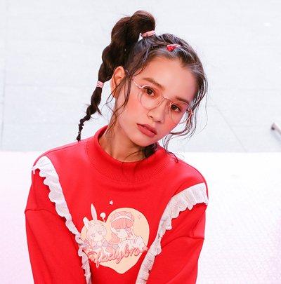 元旦小长假出游必备扎发 2018女生最新女生扎发发型look