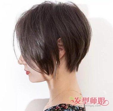 把后脑剃光的波波头 剪波波头剃后脑舒服吗(3)