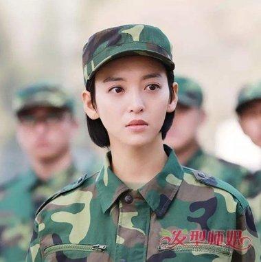 女兵军训剪发大全 四种女兵发型图片