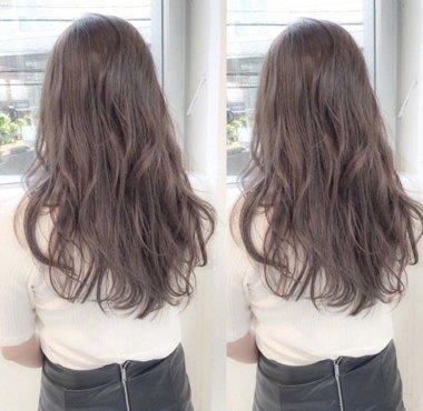 长直发太常见 发尾内扣的直发才是最新流行淑女发型(4图片