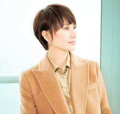 袁泉最新短发发型图片展示图片