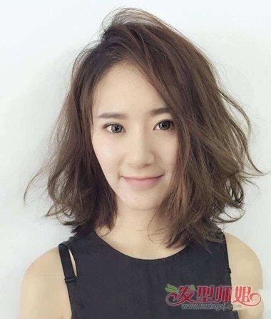 发型脸型 >> 菱形脸适合剪锁骨发吗 什么脸型适合锁骨发  长脸女生的