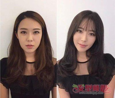 脸方但是五官好的女生发型 脸型和发型哪个更重要