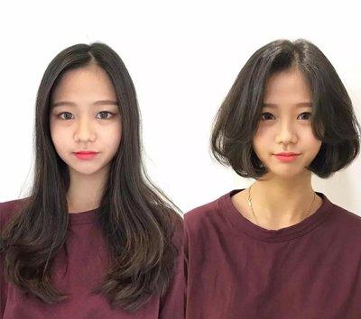 2018-02-06 20:21来源:发型师姐编辑:emily 分享到  短发波波头今年图片
