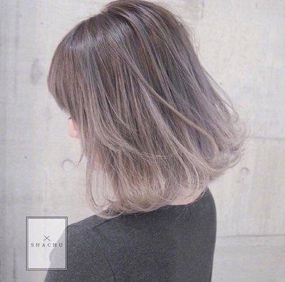 发型设计 染发 >> 2018女生短发怎样染最时髦 时尚达人示范最新染发