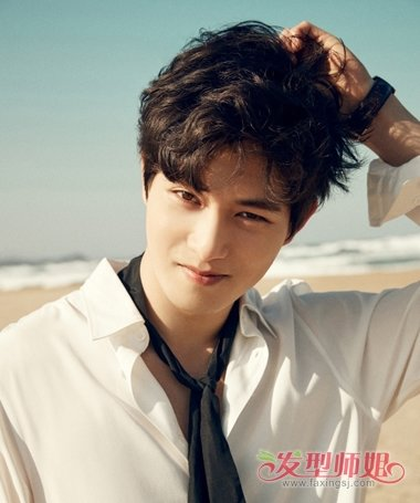 男生发型 男生短发 >> 最帅韩国男士发型都没有剃鬓角 这些年我们追过