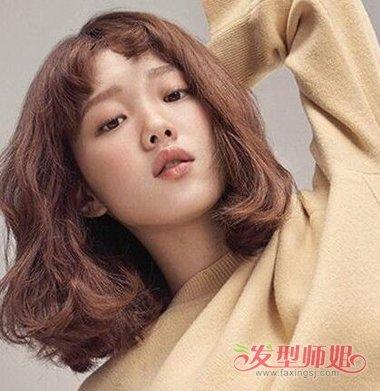 怎样用发色改善皮肤黑黄 浅兼深头发让你潮起来(4)