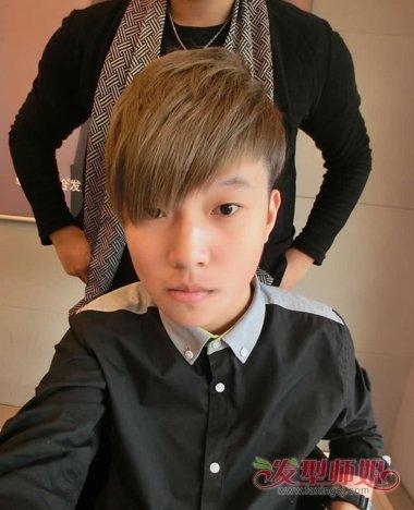 脸瘦男生微烫发需要刘海陪衬吗 哪些卷发适合亚洲男士人群