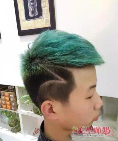 男士理帅气时尚瓜子头一览 剪长瓜子头发型需要注意的图片