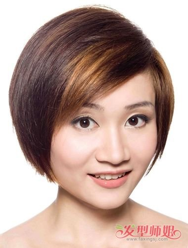 女生剪沙宣头染潮流头发色彩 韩系2018世界杯体育投注网站炫出女生干练利索