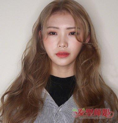 深色系长发是少女卷永恒的爱  黑色的头发做成了墨黑色效果,女生制作图片