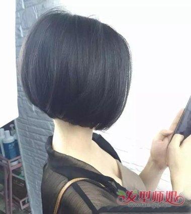 冷艳炫酷沙宣与婉约内扣的区别 自己怎么把沙宣做成时尚内扣发型