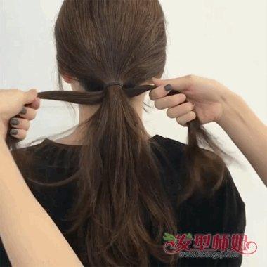 长发女生掌握这些发型打理技巧 路人的你也能拥有质感街拍大片