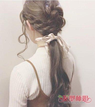 造型师说教师节标配是长发扎辫子 留足了长发的师者们图片