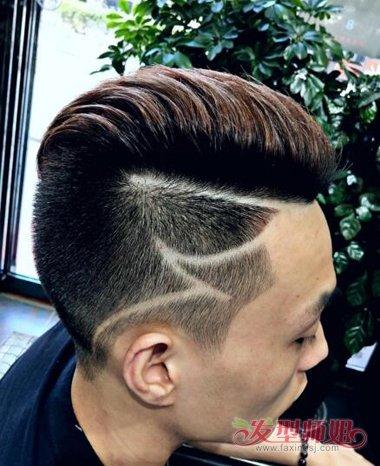 刺猬头要做飞机头留多长才行? 头发短可以做的飞机头不用等直接做