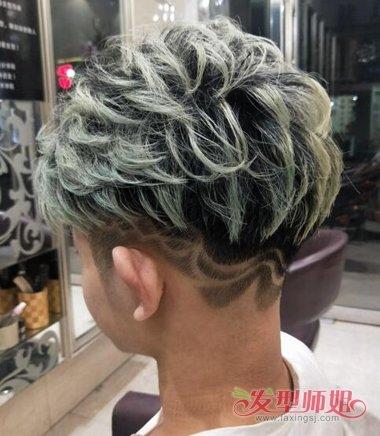 强推2019显白又显年轻的发色 男生染发也要有显白功效